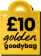 £10 Golden Goodybag