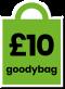 £10 Goodybag