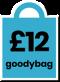 £12 Goodybag