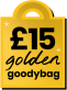 £15 Golden Goodybag