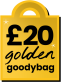 £20 Golden Goodybag