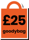 £25 Goodybag