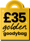 £35 Golden Goodybag