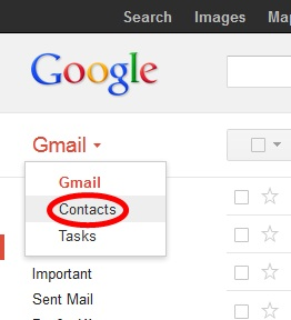 how to add gmail contacts to android phone