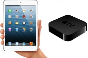 iPad Mini and Apple TV