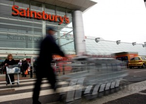 Sainsburys Supermarket