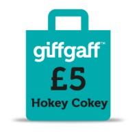 Giffgaff's Hokey Cokey Goodybag