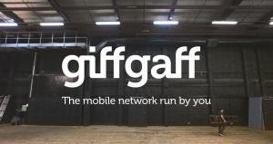 Giffgaff Run By You