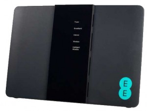 EE Broadband - Bright Box Router