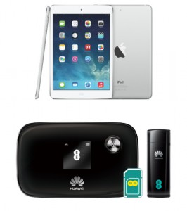 EE Tablet and Mobile Broadband