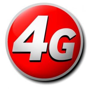 Vodafone 4G Logo