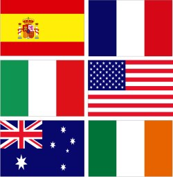 Feel at Home Flags