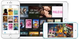 iTunes Movie Rental
