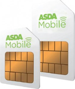 ASDA Mobile SIM Card
