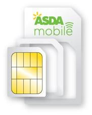 ASDA Mobile Trio SIM