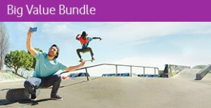 Vodafone Big Value Bundles Image