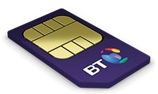 BT Mobile SIM Card