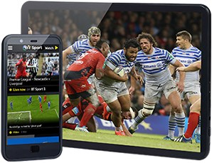 BT Sport Mobile Service