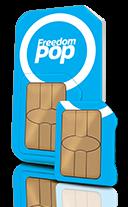 FreedomPop SIM Card