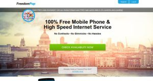 FreedomPop Review: UK Network With Free Mins, Txts & Data