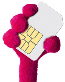 Three Make It Right SIM Card