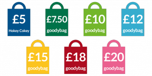 Giffgaff Goodybag Icons - New