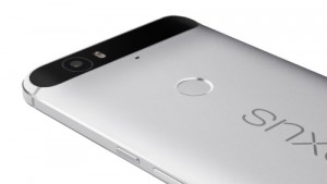Nexus 6P Fingerprint Sensor