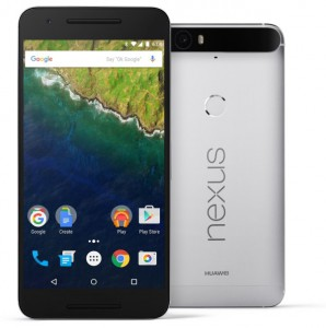 Nexus 6P - Front and Back