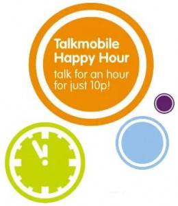 Talkmobile Happy Hour