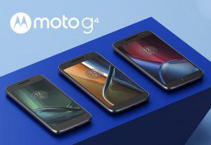 Moto G4 Family