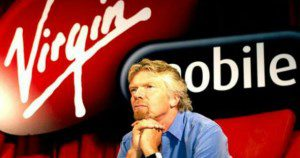 Richard Branson and Virgin Mobile