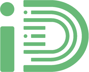 iD Mobile Logo Green