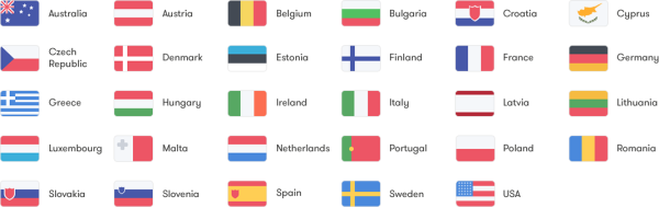 iD Mobile TakeAway Countries
