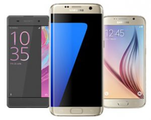 BT Mobile Handsets 2016