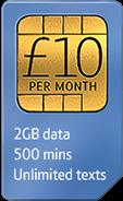 BT Mobile 2GB