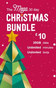 ASDA Mobile - Mega Christmas Bundle Vertical