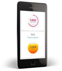 Sky Mobile App Roll
