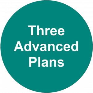 Three Advanced Plans