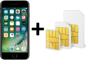 Unbundled Handset and SIM
