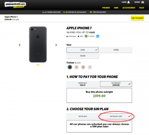 unshackled-how-to-order-without-sim