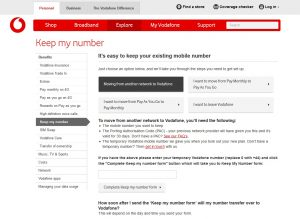 Vodafone Basics SIM Only Review: Unlimited Calls From £6/month