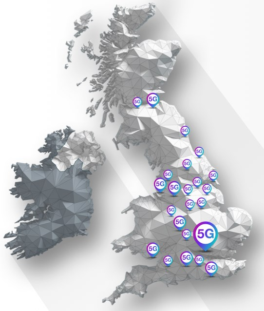 Three Coverage & Network Review: 3G, 4G & 5G Coverage Map 2019