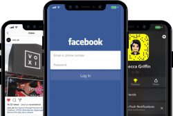 VOXI Endless Social Media Apps