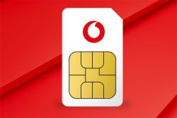 Vodafone Unlimited Data SIM Card